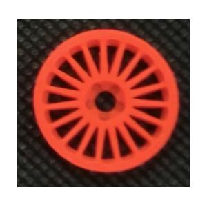 Tapacubos Galaxy MULTIRAD Orange 17mm 1/24 comp SC