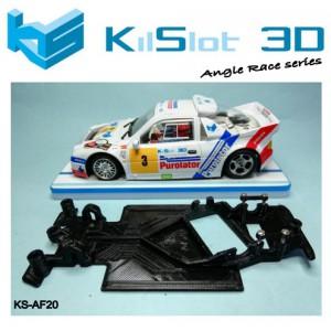 Chasis angular RACE SOFT FORD RS200 MSC