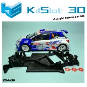 Chasis angular RACE SOFT Peugeot 207Avant