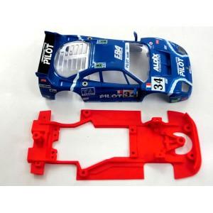 Chasis F40 Hybrid compatible con SCX
