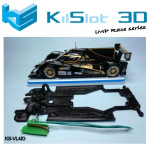 Chasis RACE BANCADA INDEPENDIENTE Lola B12/80 Slot