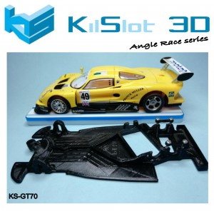Chasis angular RACE SOFT  Lotus Elise GT Avant