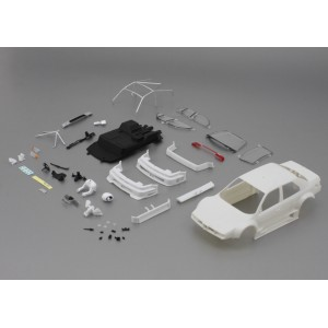 Carroceria Alfa 155 V6TI DTM 1994 kit blanca