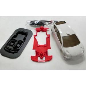 Chasis block hybrid + carroceria ninco C4