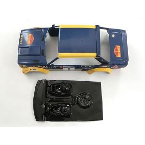 Cockpit de Lexan rally 131 (comp. SCX)