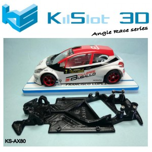 Chasis angular RACE SOFT Peugeot 208 SC