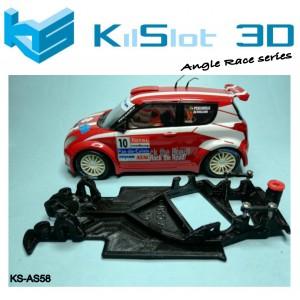 Chasis angular RACE SOFT  Suzuki Swift S1600 SCX
