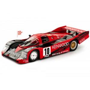 Porsche 962C 85 No.10 Kenwood Le Mans 1989