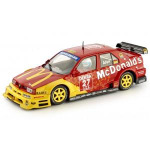 Slot it CA40B Alfa Romeo 155 V6Ti McDonalds