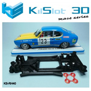 Chasis Lineal Race SOFT  compatible Ford Capri RS