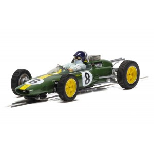 Scalextric 4068A Lotus 25 Jim Clark Monza 1963
