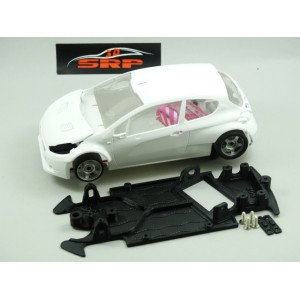 Chasis 3D Peugeot 208 Anglewinder MSC SCALEAUTO