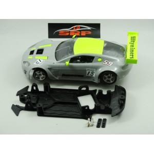 Chasis 3D Aston Martin VANTAGE NSR Anglewinder