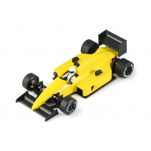 NSR 119 Formula 1 86/89 Test Car Yellow