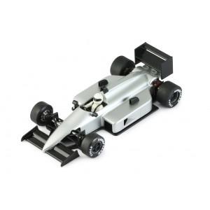 NSR 120 Formula 1 86/89 Test Car Silver