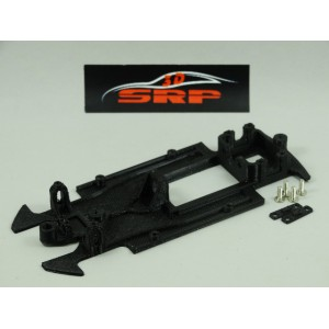 Chasis 3D Peugeot 208 in LINE. For SCALEAUTO Body