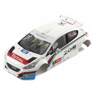 SC 6181B Carroceria Peugeot 208 T16 Rally Ypres