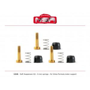 Suspension blanda soporte motor INLINE Formula 1