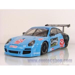 Porsche 997 GT Century 21  Spa 2011