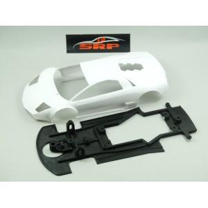 Chasis 3D Two Comp Lamborghini Black Arrow