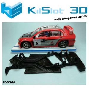 Chasis Angular DUAL COMP compatible Mitsubishi EVO