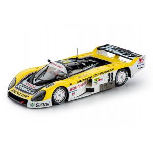 Toyota 86C n.38 Le Mans 1989 Slot it CA41C