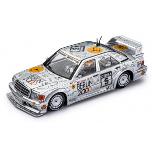 Mercedes 190E DTM n.6 1st Wunstorf 1992 CA44C