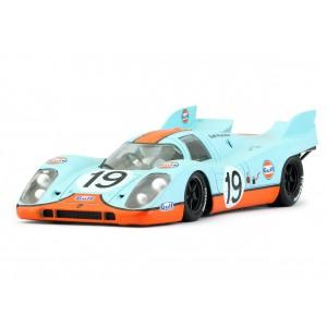 PORSCHE 917 GULF 24H LE MANS 1971 n19