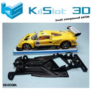 Chasis Angular DUAL COMP compatible Lotus Elise GT