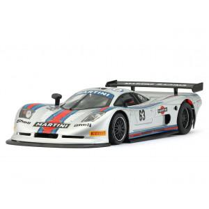 Mosler MT900 R Martini Racing Grey n63 Evo 3