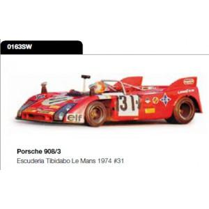 Porsche 908/3 Escuderia Tibidabo Le Mans 1974 n31