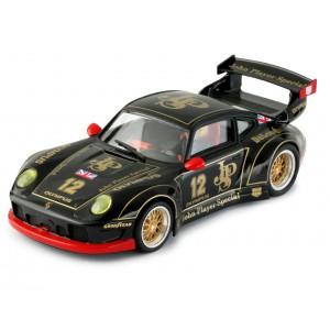 Porsche 911 GT2 - 19 JPS black