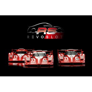 Toyota GT-One - LM 1998 Triple Pack 27 - 28 - 29