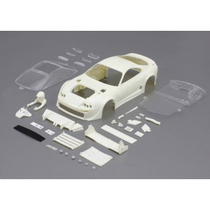 Carroceria Toyota Supra Type B en Kit Blanca