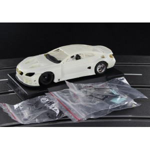 Sideways RCSWCA03K BMW M6 White kit