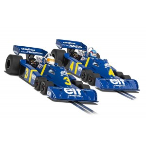 Tyrrell P34 Twin Pack