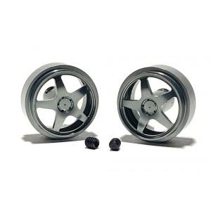 Llanta aluminio 16,9x10mm. Sebring para Eje 3/32