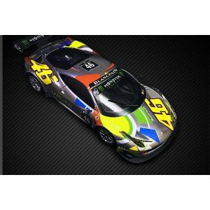 Ferrari GT3 Italia KIT AW VR46 CHROME