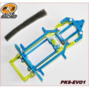 CHASIS PKS 1/32 EVO1 Gr.A/K VINTAGE
