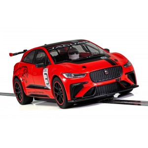 Jaguar I Pace Red