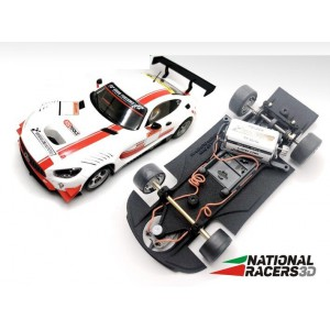 Chasis 3D Mercedes Scaleauto AMG AW-AiO
