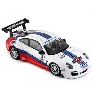 NSR 88SW PORSCHE 997 MARTINI RACING WHITE 11