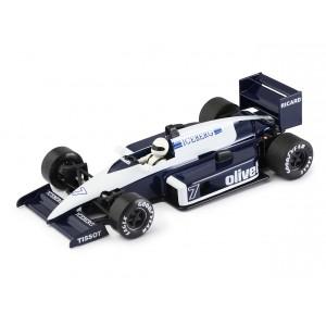 Formula 1 86/89 Blue Olivetti 7 NSR 0165IL