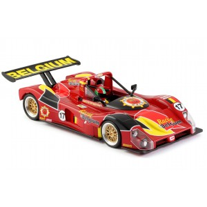 Ferrari 333SP RACING FOR BELGIUM n 17 LE MANS 1996