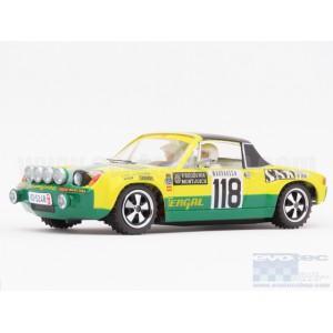 PORSCHE 914/6 GT Montecarlo 71 n118 Version Noche