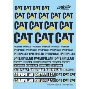 Calca 1/32 CAT