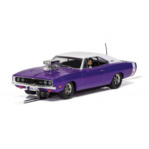 Dodge Charger R T Purple
