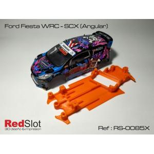CHASIS 3D Ford Fiesta WRC - SCX Angular