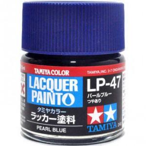 Lacquer Paint Pearl Blue 10ml LP47