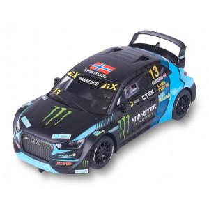 Audi S1 WRX Monster